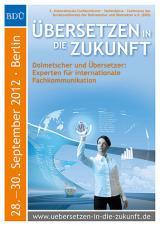 Internationale Fachkonferenz für Dolmetscher und Übersetzer